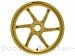 GASS RS-A Aluminum 6 Spoke Rear Wheel by OZ Wheels Ducati / Monster 1100 EVO / 2011