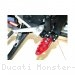 Adjustable Peg Kit by Ducabike Ducati / Monster 1200R / 2016