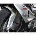 Titanium Radiator and Oil Cooler Guard by MotoCorse BMW / S1000RR / 2009