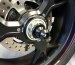 Spool Style Rear Axle Sliders by Motovation Accessories Ducati / Streetfighter 1098 S / 2009