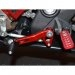 Shift Lever Arm with Folding Toe Peg by Ducabike Ducati / Monster 1200 / 2016