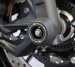 Front Fork Axle Sliders by Evotech Performance Yamaha / FZ-09 / 2017