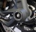 Front Fork Axle Sliders by Evotech Performance Yamaha / MT-09 / 2013