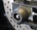Rear Axle Sliders by Evotech Performance Yamaha / MT-09 / 2015