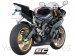 S1 Low Mount Exhaust by SC-Project Yamaha / YZF-R6S / 2010